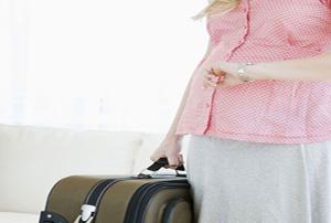 بهترین وسیله نقلیه برای مسافرت کردن در بارداری چیست؟!