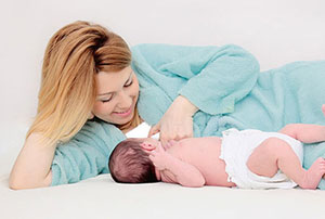 نشانه های بارداری در دوران شیردهی!