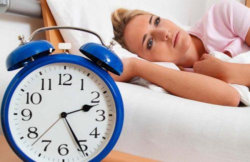کمبود خواب در بارداری