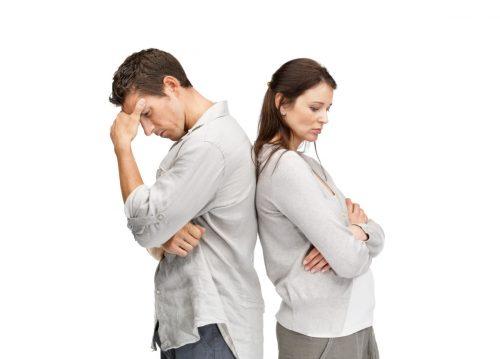 به خطر افتادن زندگی زناشویی