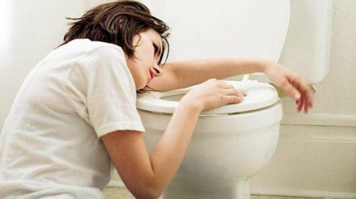 رفع حالت تهوع در بارداری