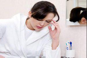 رفع حالت تهوع در مادران باردار با روش هایی سریع و ساده!