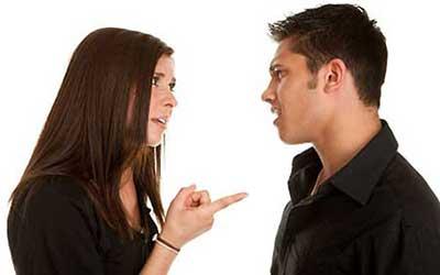 صمیمیت بیش از حد با همسر
