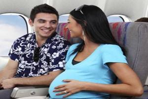 شرایط سفر کردن در دوران بارداری مادران!