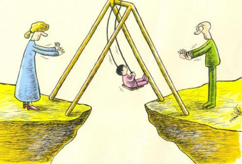 عوامل موثر در طلاق