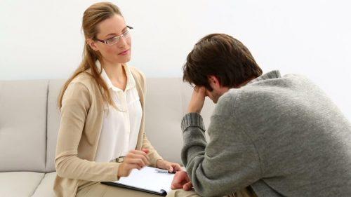 کاهش اضطراب همسر