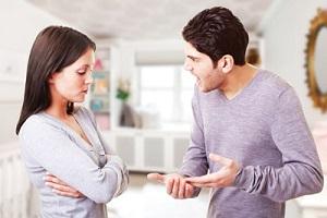 زنانی که شوهران پرخاشگر دارند افسرده می شوند