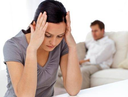تاثیر استرس در رابطه زناشویی