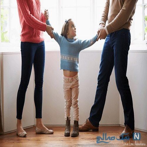 مهمترین اثرات طلاق بر فرزندان