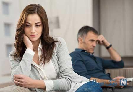رفتار با همسر شکاک