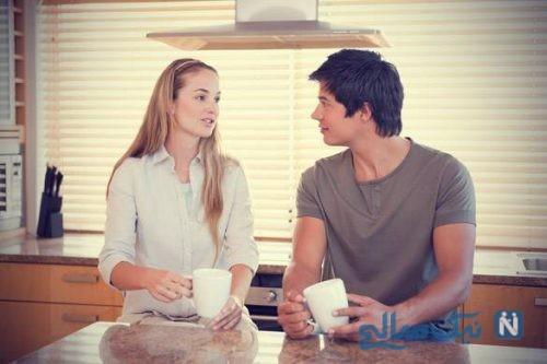 راه های شاد کردن همسر