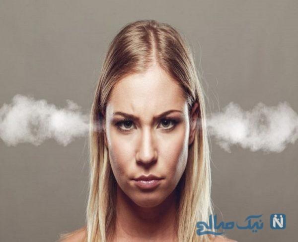 رفتار غلط زنان
