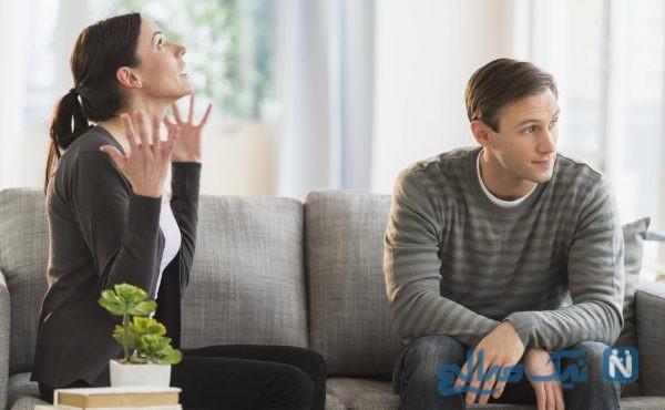 چند رفتار غلط زنان در زندگی زناشویی که باید ترک کنند