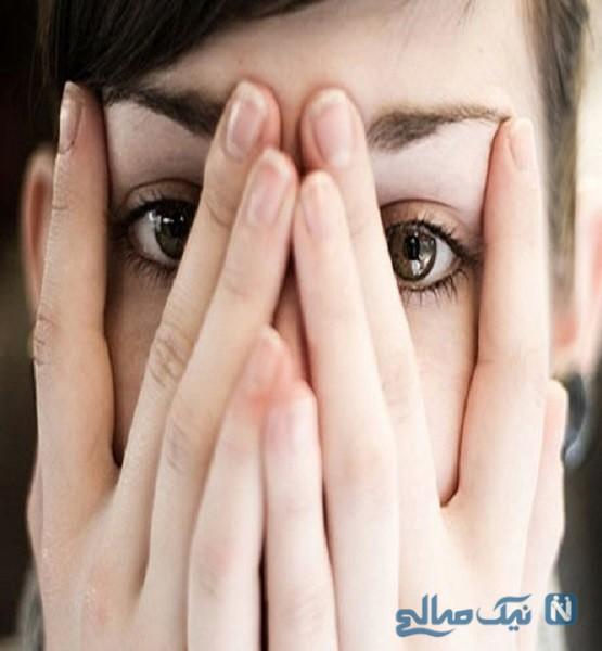 پنهان کاری در زندگی زناشویی