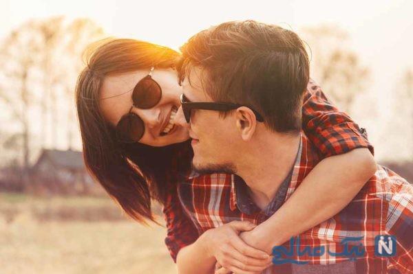 راه های ابراز عشق به همسر
