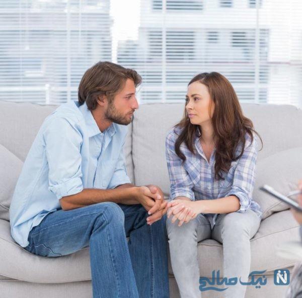 اختلافات در زندگی مشترک