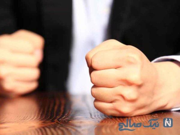 کنترل خشم در زندگی زناشویی