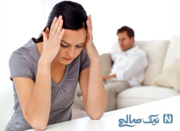 علت دلزدگی زناشویی