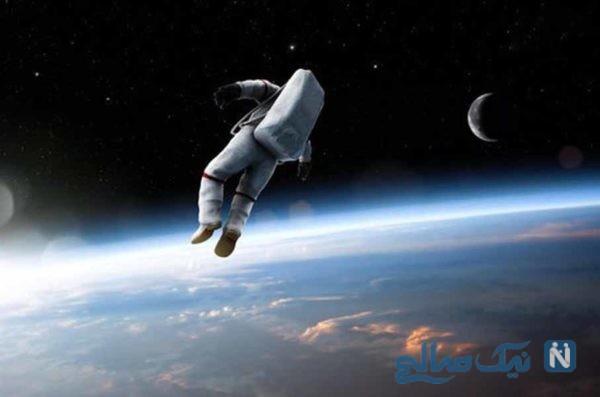 روابط زناشویی در فضا