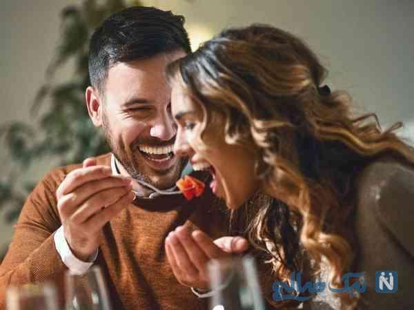 بهترین رابطه با همسر
