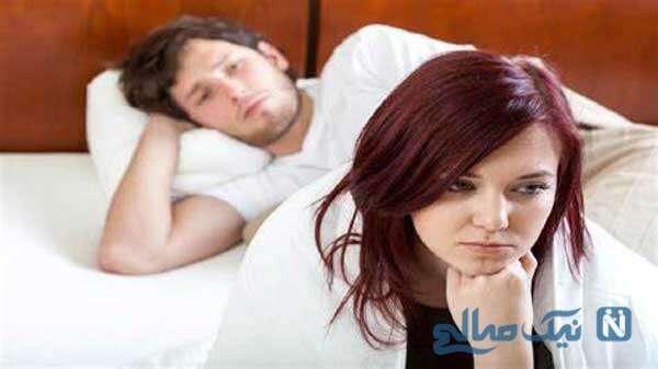 کاهش رابطه زناشویی