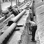 لوله کشی آب شهری در زمان ساسانیان چگونه در ایران انجام شد!