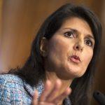 نیکی هیلی : باید سایتهای نظامی ایران بازدید شوند