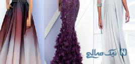 بهترین و جدیدترین مدل لباس مجلسی مخصوص بهار و تابستان+تصاویر