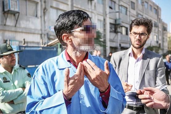 اعتراف زن شوهردار به ارتباط با قاتل همسرش/در صحنه بازسازی قتل صورت گرفت+ تصاویر