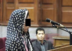 قتل فجیع و تکاندهنده نوزاد پنج روزه به دست سهیلا زن ۲۸ ساله خیابانی