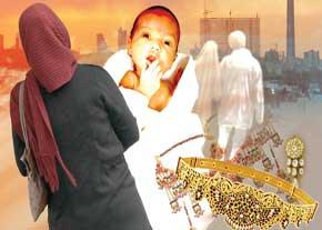 فروش فرزند توسط مادر به زوج نابارور به قیمت ۶۰۰ هزارتومان