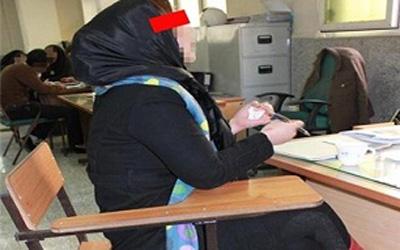 پیرمرد در دام دلبری های زن جوان تهرانی +عکس زن جوان