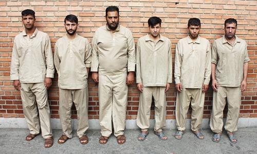 """""""۶ دوست خشن"""" سارق از خانههای ثروتمندان پایتخت دستگیر شدند + عکس"""