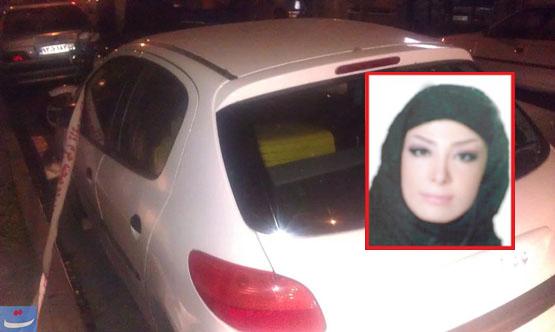 عکس:شناسایی هویت جسد کشف شده دختردر سطل زباله درون ۲۰۶ توسط مادر