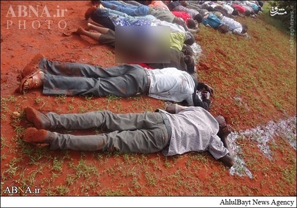 جنایت فجیع الشباب در کنیا + تصاویر