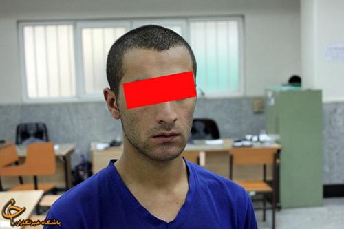 تراژدی اسیدپاشی پایتخت با انگیزه عاشقانه + تصاویر متهمان