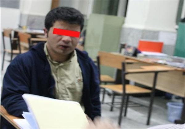 راننده سرویس مدرسه ،آزار و اذیت دهنده دختر بچهها دستگیر شد + عکس
