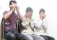 آدمربایی و تجاوز چهار جوان به یک دختر ۱۹ساله