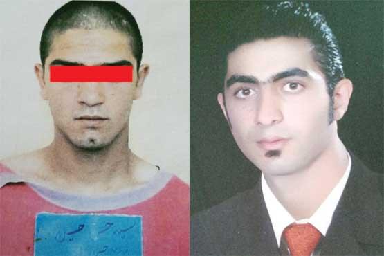 دستگیری قاتل فراری در شب تولد فرزندش در بابل + عکس