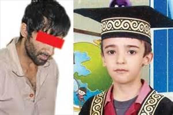 کار بسیار وحشیانه مرد سنگدل با پسر بچه تهرانی در بازارچه + عکس کودک و متهم