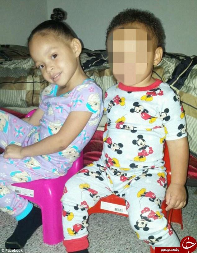 بازی با اسلحه واقعی جان دختر بچه ۵ ساله را گرفت + تصاویر