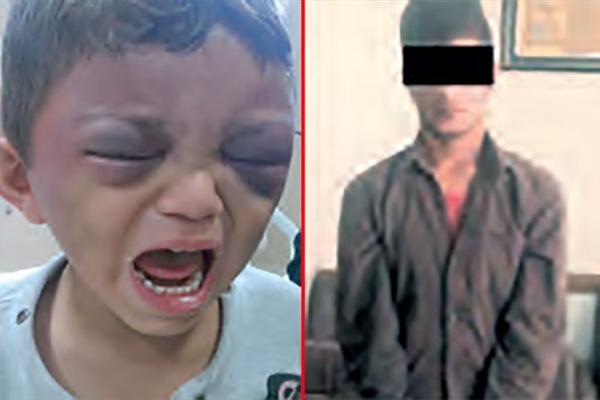 کار زننده مرد کثیف با پسر بچه بی گناه مشهدی در حمام + عکس کودک و متهم