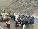 اسامی جانباختگان حادثه رانندگی جاده چالوس اعلام شد + اسامی