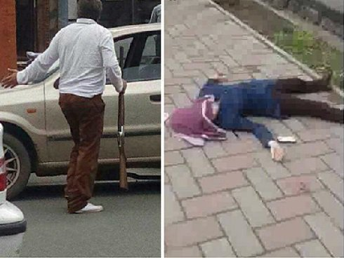 جزییات قتل هولناک دختر دانشجو در جلوی دانشکده پرستاری شهرستان خوی توسط پدر سنگدل + عکس
