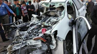مرگ تلخ فرزند پزشک مشهور با خودروی گرانقیمت + تصاویر