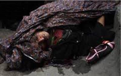 مجازات سنگین برای عاملان مرگ فجیع زن باردار + عکس