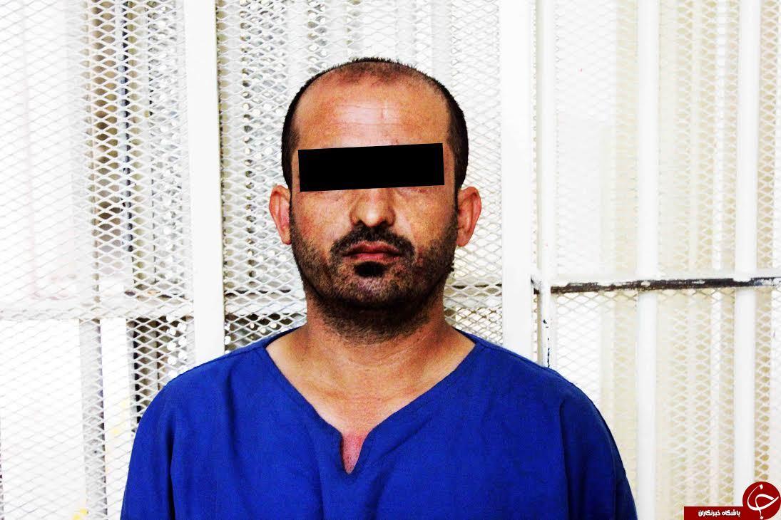 اعترافات تکان دهنده مردی که همسرش را در ارومیه آتش زد + عکس