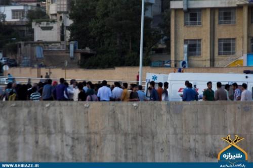 خودکشی زن جوان در شیراز به خاطر خیانت همسرش+تصاویر