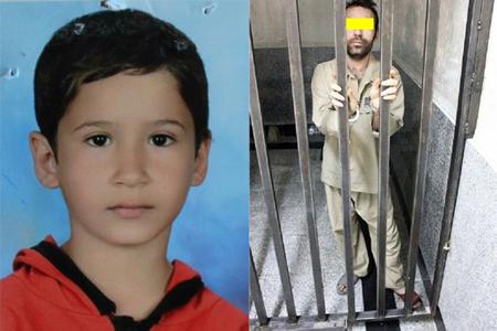 راز پدر سنگدل تهرانی که گلوی فرزند ۸ سالهاش را با چاقو برید + تصاویر پدر و پسر