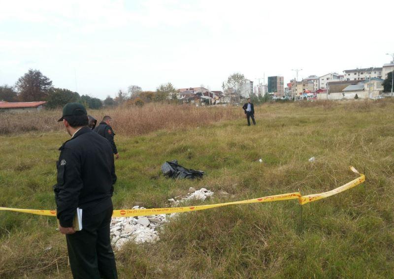 جسد یک مرد بی دست و پا در رشت کشف شد + تصاویر